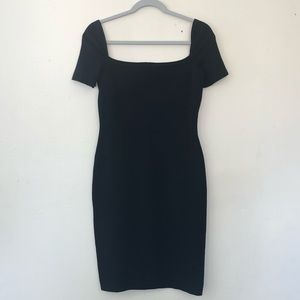 Laundry by Shelli Segal Black cocktail dress